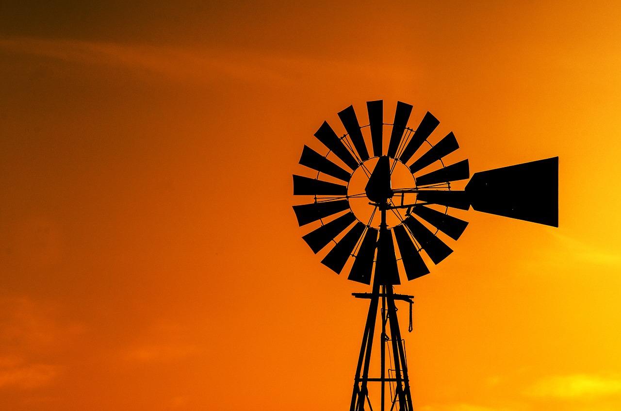 Stromerzeugung mittels Windenergie