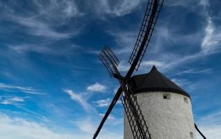 Entwicklung der Windenergienutzung